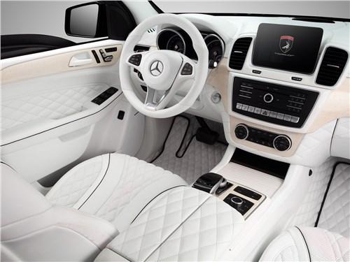 TopCar   Mercedes-Benz GLE водительское место