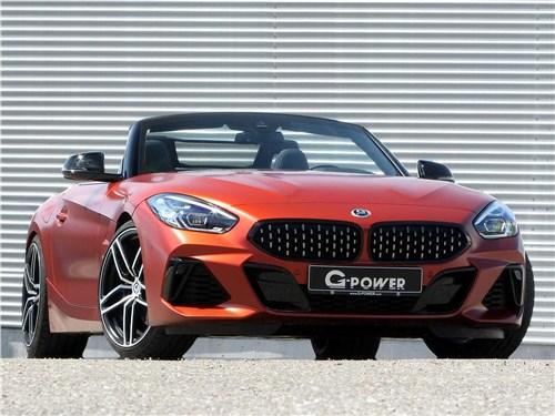 G-Power | BMW Z4 вид спереди