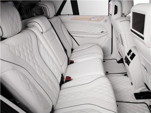 TopCar   Mercedes-Benz GLE задний диван