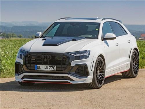 Lumma Design | Audi Q8 вид спереди
