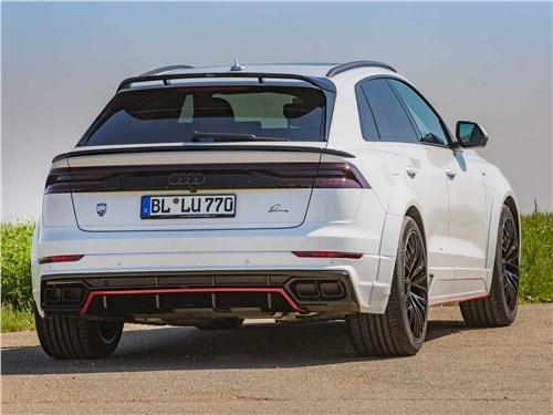 Lumma Design | Audi Q8 вид сзади