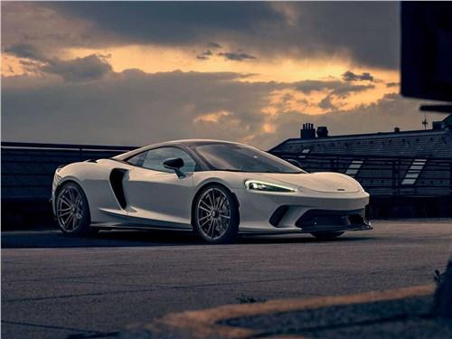 Novitec | McLaren GT вид спереди