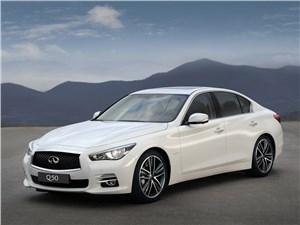 Марка Infiniti выходит на японский автомобильный рынок
