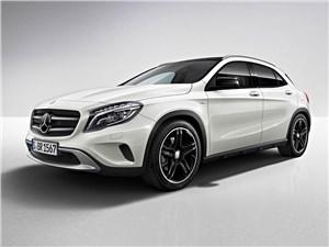 Новость про Mercedes-Benz GLA-Class - Mercedes-Benz GLA Edition 1