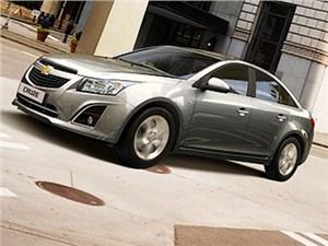 Chevrolet Cruze с турбомотором появится в России в ноябре