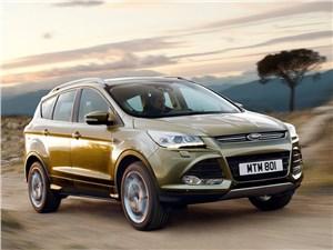 Ford Kuga до конца года будет продаваться дешевле на 50 тысяч