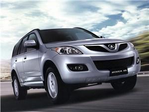 Спрос на автомобили Great Wall в России вырос на 53%