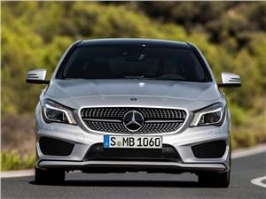 Новый переднеприводный универсал Mercedes-Benz CLA выйдет в 2015 году