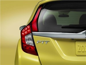 Новость про Honda Fit - На автосалоне в Детройте состоится премьера нового поколения Honda Fit