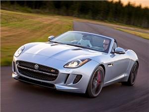 Стали известны рублевые цены на Jaguar F-TYPE Convertible 2015 модельного года