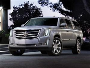 Cadillac рассекретил информацию о комплектациях нового Escalade