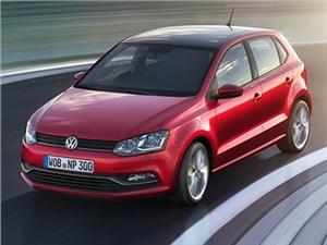 Volkswagen опубликовал изображения обновленного хэтчбека Polo