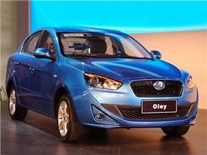 Озвучен список цен и комплектаций на новый седан FAW Oley