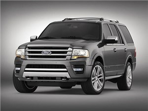 Ford готовится представить публике обновленный внедорожник Expedition