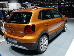 Новость про Volkswagen - Volkswagen CrossPolo 2014