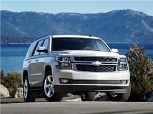 Обновленный Chevrolet Tahoe получил две «заряженные» версии