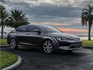 Новость про Chrysler 200 - Chrysler 200 2015