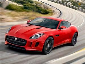 Купе Jaguar F-Type появилось в продаже на российском рынке