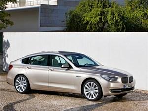 BMW 5 series GT (хэтчбек)