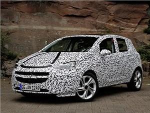 Новость про Opel Corsa OPC - В следующем году мы увидим новый Opel Corsa