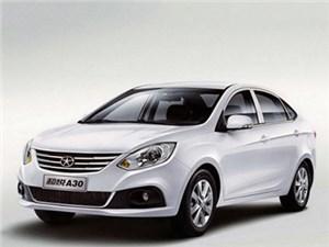 Новый седан J4 от китайской компании JAC появится в России в будущем году