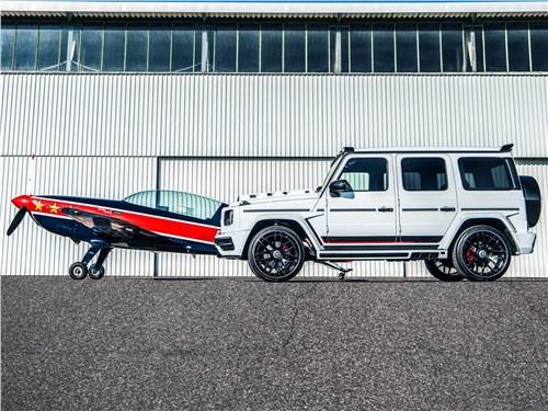 Lumma Design | Mercedes-AMG G 63 вид сбоку
