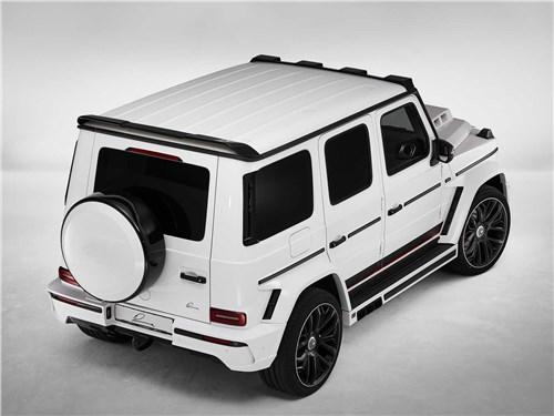 Lumma Design | Mercedes-AMG G 63 вид сзади