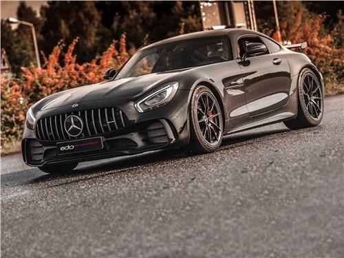 Edo Competition | Mercedes-AMG GT R вид спереди