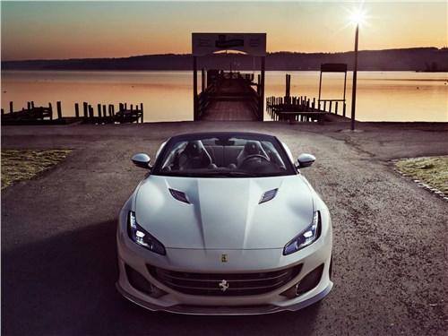 Novitec | Ferrari Portofino вид спереди