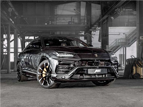 ABT Sportsline | Lamborghini Urus вид спереди