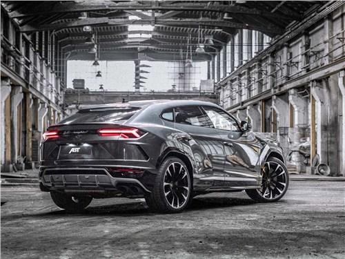 ABT Sportsline | Lamborghini Urus вид сзади