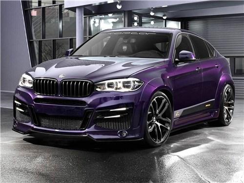 TopCar | BMW X6 М вид спереди