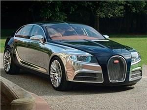 Bugatti возвращается к идее создания нового представительского седана