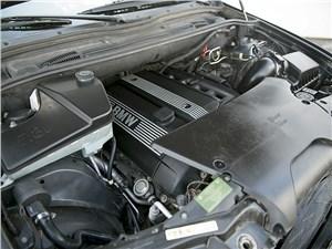 BMW X5 2004 двигатель