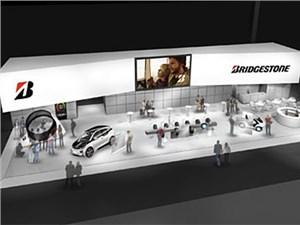 Компания Bridgestone покажет в Париже новые разработки в области производства шин