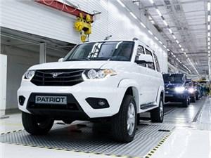 Обновленный UAZ Patriot поступит в продажу уже в следующем месяце