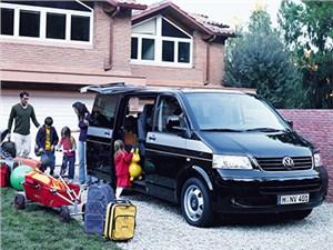 Volkswagen Multivan назван лучшим семейным автомобилем в Европе