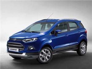 Ford EcoSport российской сборки скоро появится в дилерских салонах марки