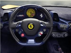 Предпросмотр ferrari 458 speciale a 2014 водительское место