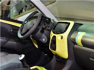 Предпросмотр citroen с1 urban ride concept 2014 водительское место