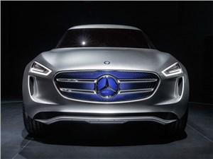 Предпросмотр mercedes-benz g-code concept 2014 фас