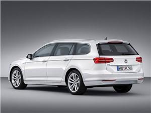 Предпросмотр volkswagen passat gte 2015 универсал вид сзади