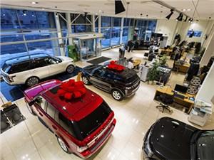 Автомобили Jaguar Land Rover не продаются в России до пятницы