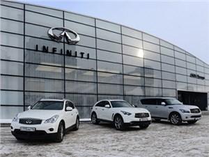 Infiniti повышает цены на свои автомобили