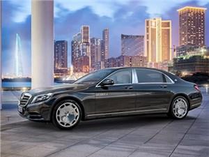 Станет ли новый Mercedes-Maybach конкурентом премиальным суперкарам Rolls-Royce