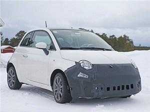 Новый Fiat 500 дебютирует в 2015 году в Германии