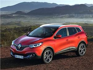 Новость про Renault Kadjar - Renault Kadjar 2016