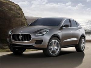 Кроссовер Maserati Levante будет оснащен гибридным двигателем