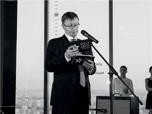 Председатель жюри премии Антон Чуйкин (радио «Страна»)