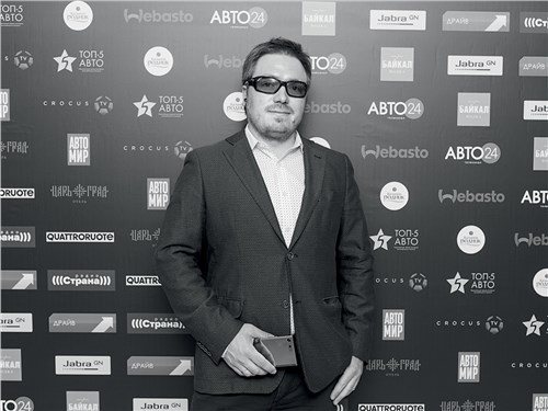 Автоблогер Артем Ачкасов